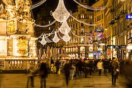 PRESSE-AVISO: #singalongvienna – Wiener Innenstadt erstrahlt in neuem Weihnachtsglanz und lässt den Advent erklingen