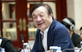 Huawei-Chef Ren Zhengfei: Handeln statt abwarten