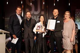 PhilsPlace mit SO!APART-Award ausgezeichnet