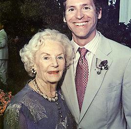 Ehefrau und Großmutter von zwei US-Botschaftern in Österreich: Ruth Hale Buchanan, 1918-2019