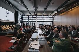 ÖSTERREICHISCHE BAUTAGE: Top-Event der Baubranche feierte in Loipersdorf seine gelungene Premiere