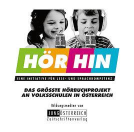 """Innovatives Hörbuch-Projekt von JUNGÖSTERREICH: """"HÖR HIN"""" auf Tour an Österreichs Volksschulen"""