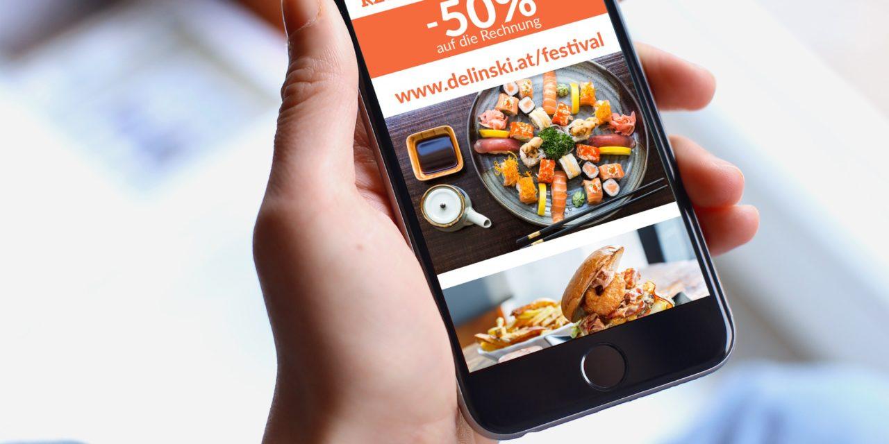 Das delinski Restaurant Festival in Wien läuft noch bis 24. November