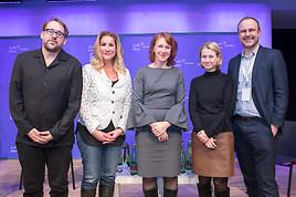 Europäischer Mediengipfel: Von Populismus über die Zerrissenheit in der EU bis zu Persönlichkeitsrechten in der digitalen Welt