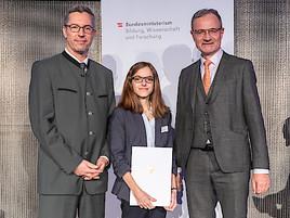 Renommierter Staatspreis an MCI Absolventin