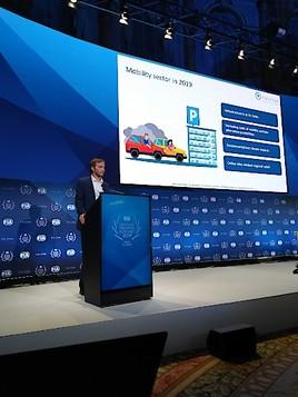 Tiroler Start-Up ummadum wurde zur Jahreshauptversammlung der FIA Federation Internationale de l'Automobile nach Paris eingeladen