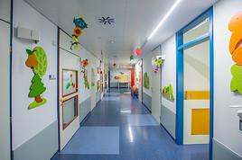 St. Anna Kinderspital: Es leuchtet besonders