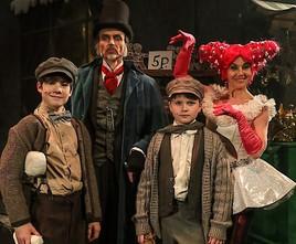 SCROOGE-Musical Premiere in Wien