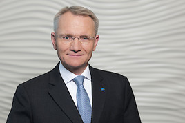 Udo Birkner ist neuer Präsident des Hypo-Verbandes