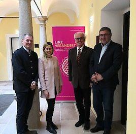 Neuer Rekord für den Linzer Tourismus