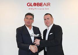 GlobeAir: Voller touristischer Schub für größte Premium-Light-Jet Airline