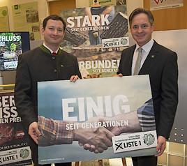 Landwirtschaftskammerwahl 2020: NÖ Bauernbund präsentiert Kandidaten, Kampagne und Programm