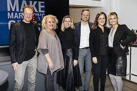 ÖMG-Event im Volvo Live Cube