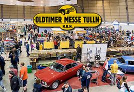 """32. Oldtimer Messe Tulln: Das wird """"Hammer"""""""