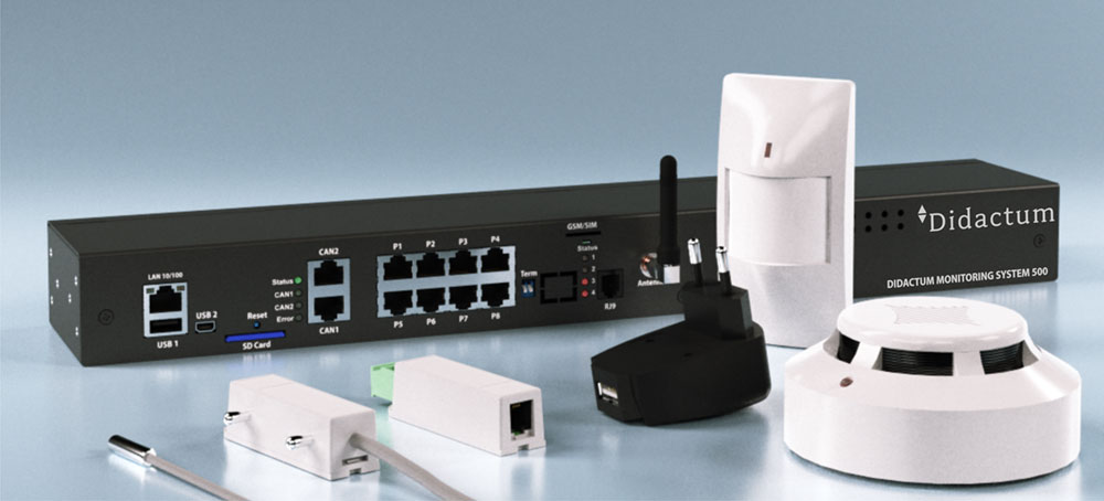 IT Infrastruktur schützen durch Fernüberwachung