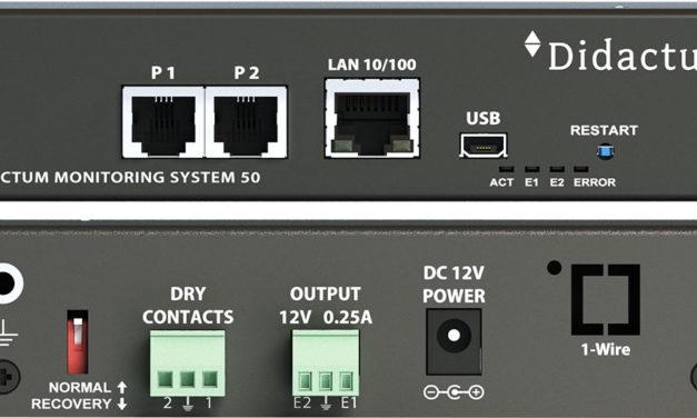 Überwachungssysteme für sensible Räume und Bereiche