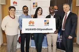 Huawei & ÖJAB verlängern Vertrag