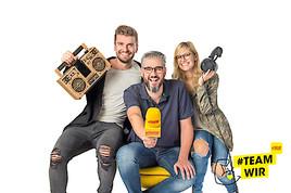 #teamwir-Song Styria Radios
