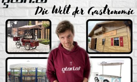 glori.at: Der neueste Partner für die Gastronomie in Österreich