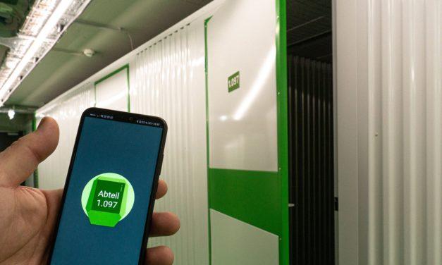 STORE ROOM: Startup eröffnet das erste komplett digitalisierte Seflstorage Österreichs