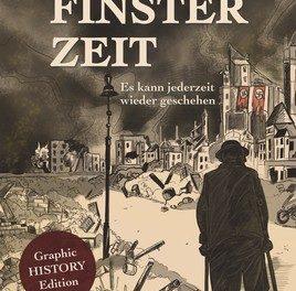 """75 Jahre Kriegsende: """"Finsterzeit"""" ab 23. April im Buchhandel"""