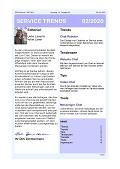 """""""Service im Chat"""" – Aktuelle Ausgabe des Newsletter SERVICE TRENDS jetzt erhältlich"""