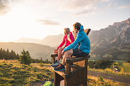 Sehnsuchtsort Hochkönig – Sommerurlaub mit BergpanorAma