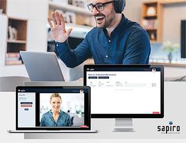 Mit SAPIRO-e-Learning & -Online-Meetings die neue digitale Arbeitsrealität spielend meistern