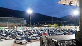 Autokino Innsbruck bekommt einen Open Air Bereich