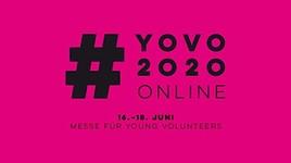 #YOVO2020 – junge Freiwillige digital gesucht