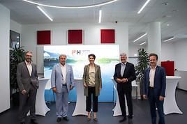 Sabine Herlitschka ist neue Aufsichtsratsvorsitzende der FH Kärnten