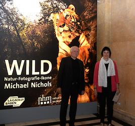 """Ausstellungseröffnung """"WILD. Natur-Fotografie-Ikone: Michael Nichols"""" neu in """"Darwins Palast"""""""
