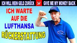 Ticket Refund Demo! Lufthansa zahlt prominentem TOP Kunde Geld nicht zurück (FOTO)
