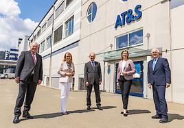 EANS-News: AT & S Austria Technologie & Systemtechnik Aktiengesellschaft / Innovationsschub für AT&S-Standort Leoben