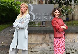 "Constantin Television dreht neue ZDF-Serie ""Kanzlei Berger"" (AT) (FOTO)"