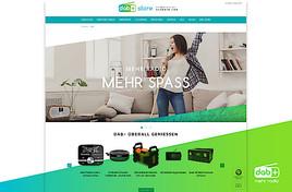 Digitalradio Österreich launcht DAB+ Online-Store