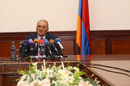 The European Court of Human Rights requests the Government of Armenia…