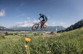 OD Trails: Neue Trails und Bike-Schlepplift in der Region St. Johann in Tirol