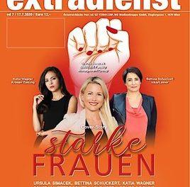 EXTRADIENST 7/2020 Women-Spezial