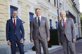 Neues Vorstandsteam bei der Treibacher Industrie AG