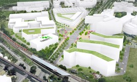 Gewerbequartier TwentyOne: OTTO Immobilien vermarktet exklusiv 86.000 m² Flächen