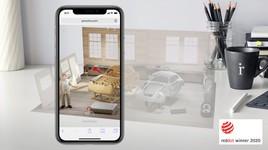 """Porsche und innovation.rocks erhalten den Red Dot Award 2020 in zwei Kategorien für die WebAR Schulung """"Digital Porsche Brand Academy"""""""