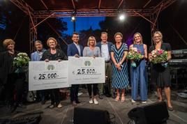 """Erfolgreiches Charity-Projekt """"Sommer Rhapsodie im Garten"""""""