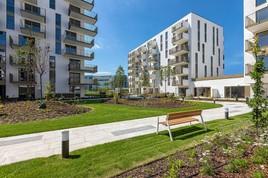 Eröffnung des Wohnprojektes Adele im Sonnwendviertel