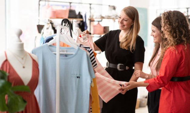 jesango – Die erste Shopping Community für faire und nachhaltig produzierte Mode eröffnet dritten Pop Up Store in München