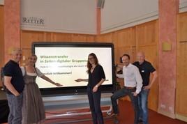 Seminarhotel Retter: Digital und nachhaltig Tagen mit weframe One