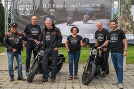Harley-Davidson Fans auch ohne European Bike Week am Faaker See
