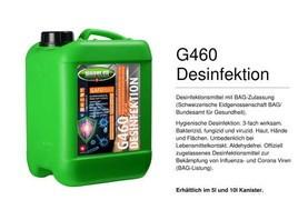 Corona-Krise: Salzburger Firma liefert prompt zertifiziertes und offiziell empfohlenes Schweizer Desinfektionsmittel