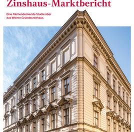 Wiener Zinshausmarkt: Coronabedingter Einbruch im ersten Halbjahr