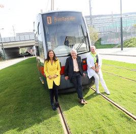 Sima/Steinbauer: Linie O fährt ab morgen ins Nordbahnhofviertel